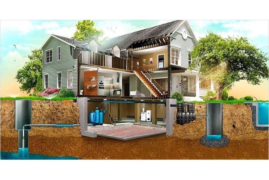 Инженерные системы загородного дома