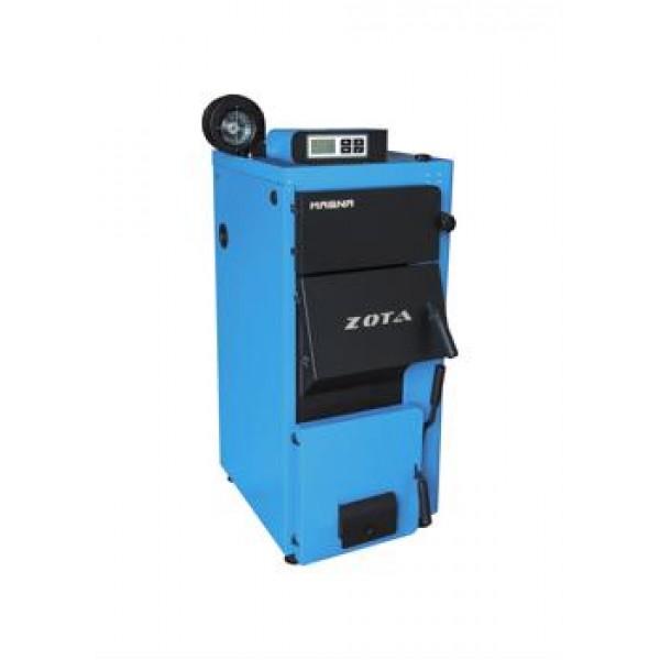 Котел отопительный комбинированный полуавтоматичекий ZOTA MAGNA 100