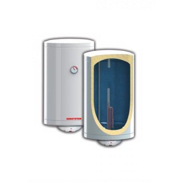 Настенный водонагреватель SUNSYSTEM MB 80 V/EL DH