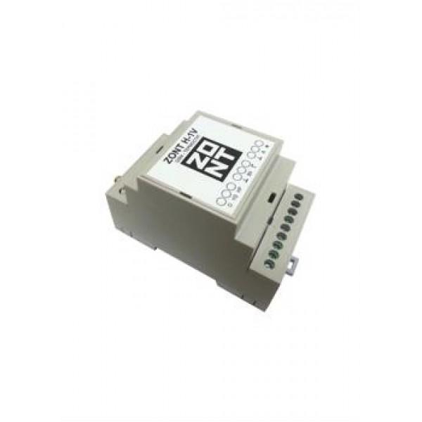 Термостат ЭВАН GSM-Climate ZONT-H1V DIN