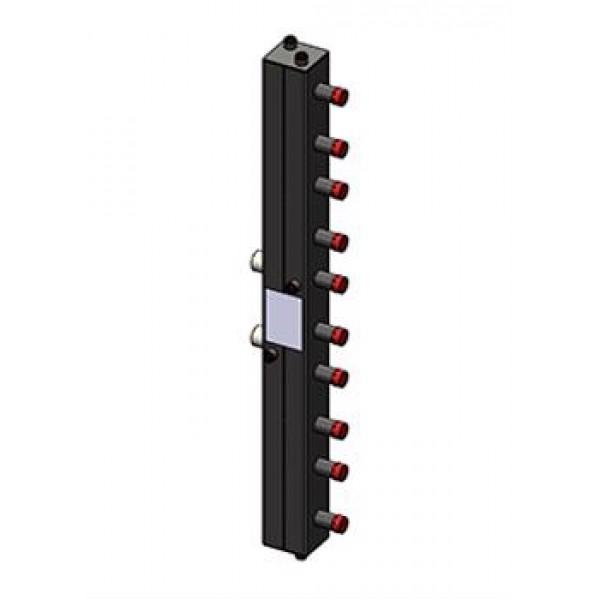 Гидравлический коллектор Zota вертикальный, 5 контуров, до 70кВт