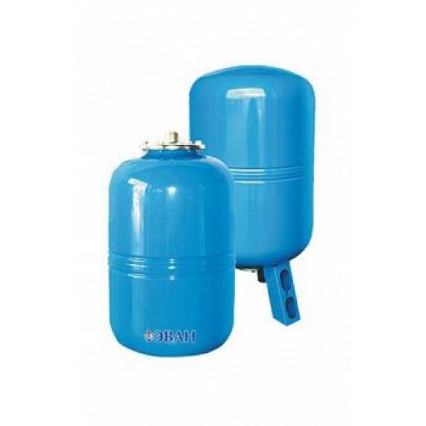 Расширительный бак для водоснабжения ЭВАН WATH-150 горизонтальный